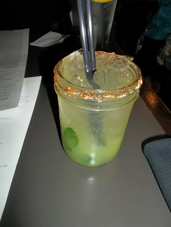 Ripe Eatery & Market: Cucumber and mint spritzer
