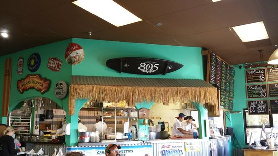 """Hoagies Sandwiches & Grill: Hoagies """"Nice and laid back""""."""