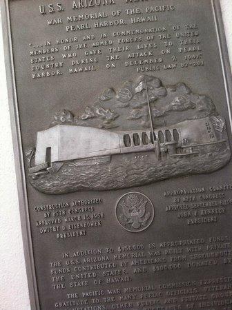 The USS Arizona Memorial 22