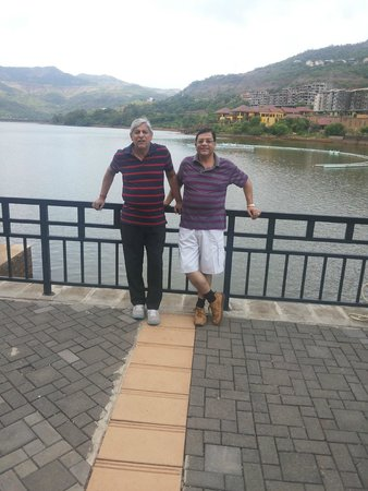The Waterfront Shaw, Lavasa: Water Front