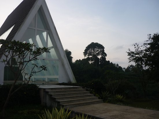 Green Forest Resort: Chapel