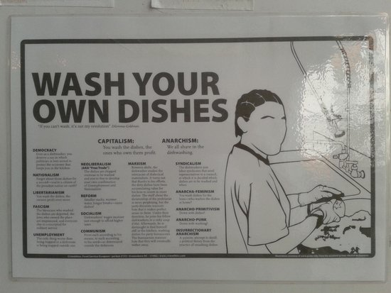5footway.inn Project Chinatown 1 : Wash your own dishes :)
