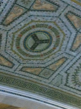 Chicago Cultural Center : Mosaic