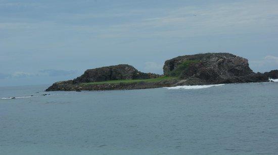 Four Seasons Resort Punta Mita : Think you can make the shot?