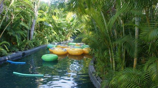 Four Seasons Resort Punta Mita: Lazy river.