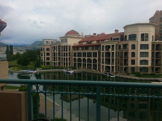 Delta Hotels Grand Okanagan Resort : View from room #327