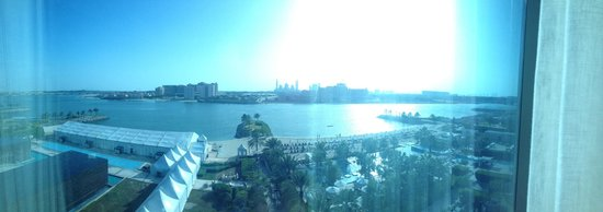 Fairmont Bab Al Bahr : View from my room