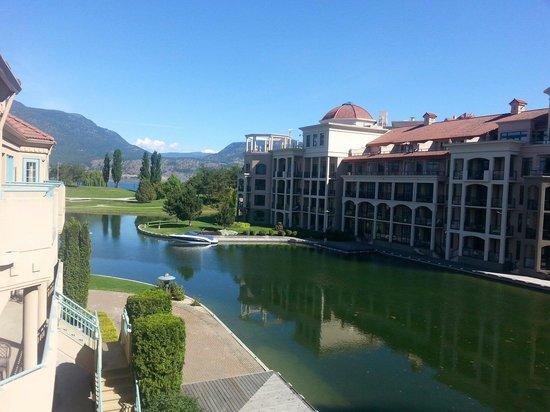 Delta Hotels Grand Okanagan Resort : View from #327