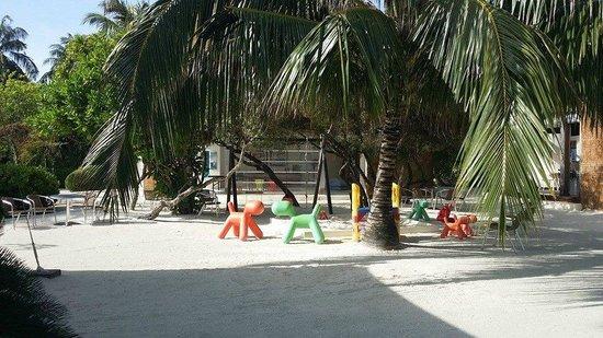 Holiday Inn Resort Kandooma Maldives: kid center