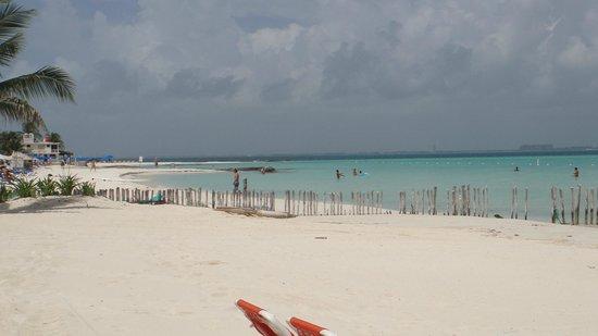 Cabanas Maria Del Mar: Beach