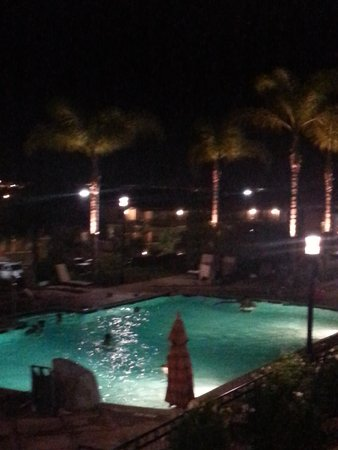 MarBrisa Carlsbad Resort: Evening view