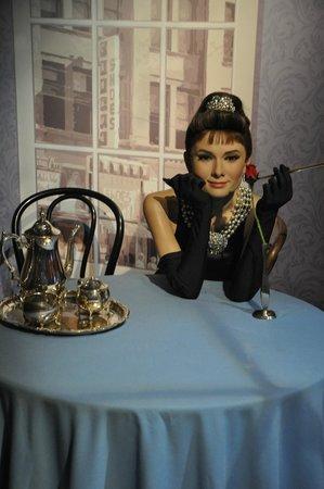 Madame Tussauds London: Great work