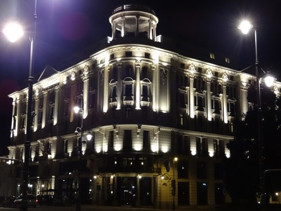 Hotel Bristol, a Luxury Collection Hotel, Warsaw : Hotel Bristol