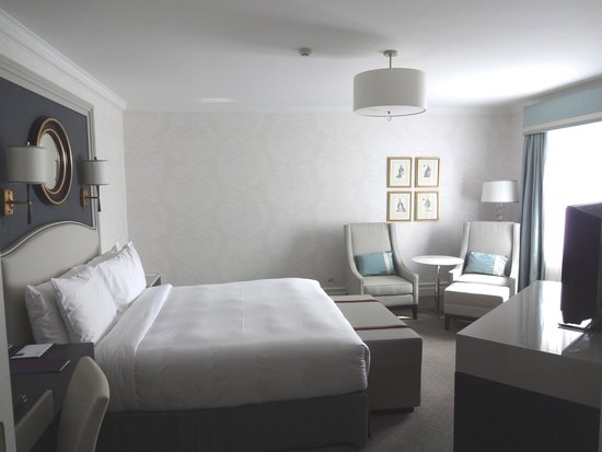 Hotel Bristol, a Luxury Collection Hotel, Warsaw : Spacious guest room