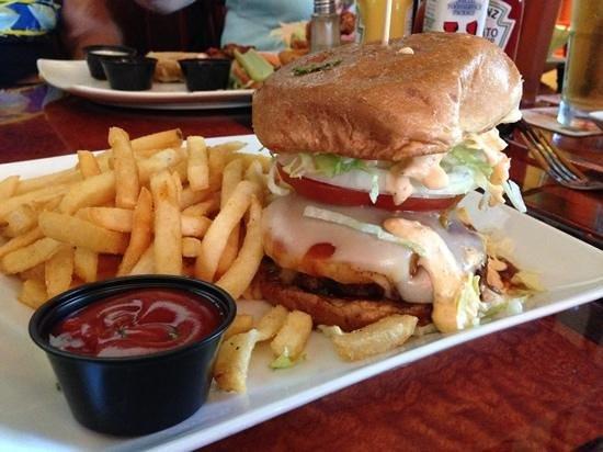 Nicky Rottens : Maui Wowi Burger