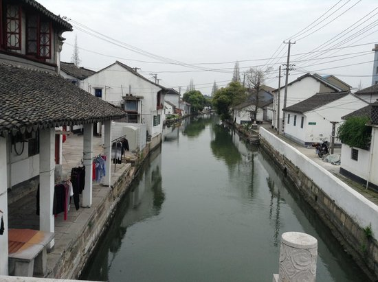 Miki Tours: Our tea house in an ancient water village