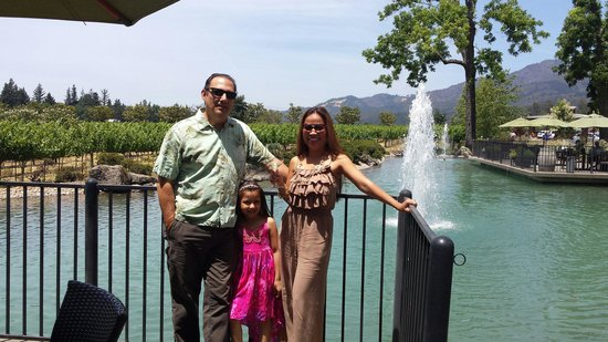 Kunde Family Winery: Kunde and my loves