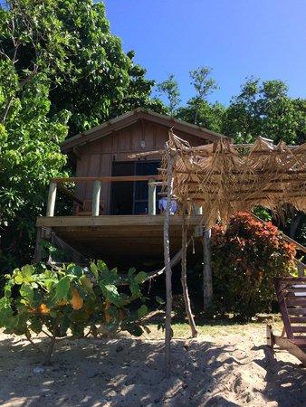 Mantaray Island Resort: Jungle Bure 7