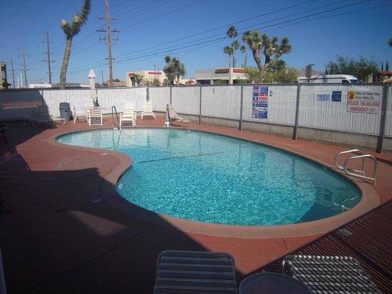 Super 8 Yucca Val/Joshua Tree Nat Pk Area: Belle piscine