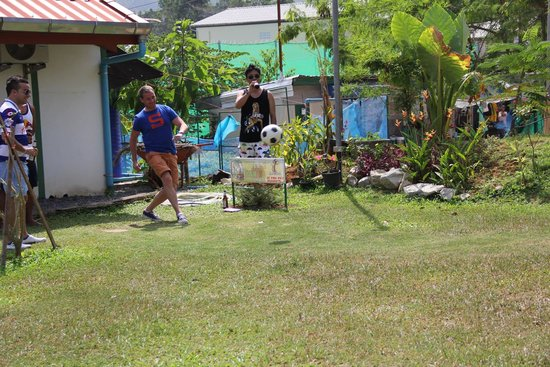 Football Crazy Golf - Phuket: kick off
