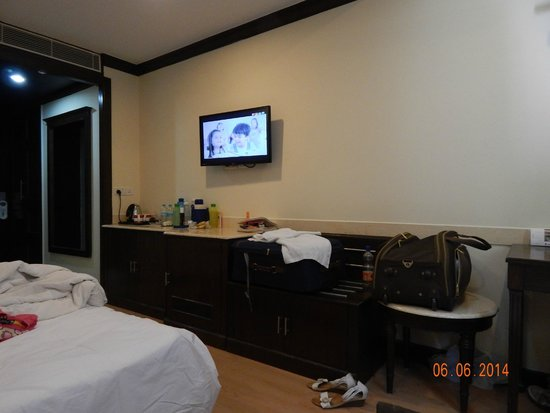 Hotel Madhuban Highlands: Deluxe room