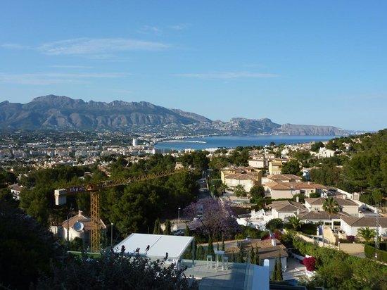 SHA Wellness Clinic: Blick von der Terrasse