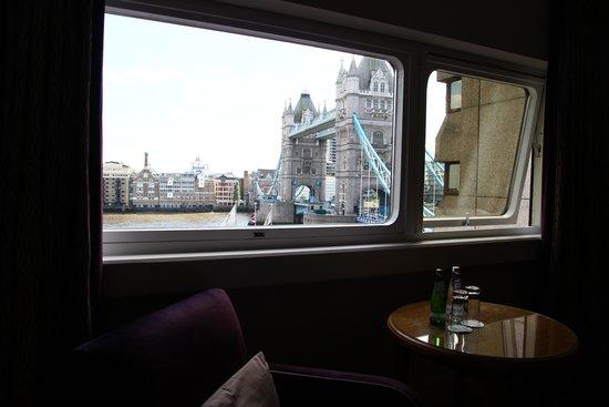 The Tower: Sicht aus dem Zimmer 473