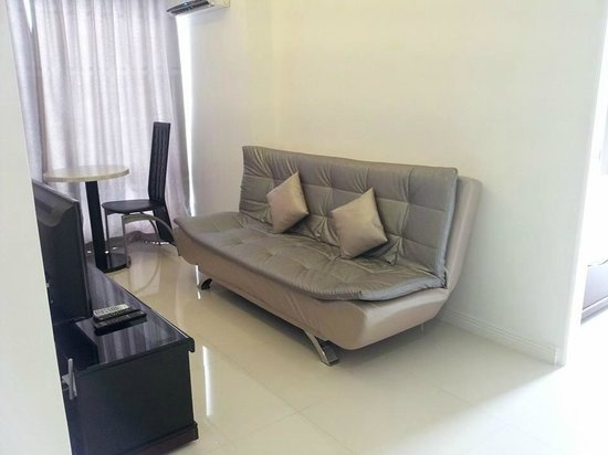 comfy sofa picture of regency grand suites manila tripadvisor rh tripadvisor com