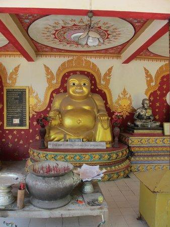 Big Buddha Temple (Wat Phra Yai): Big Buddha Temple