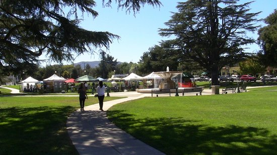 Events on lots of weekends  here in the Sunken Gardens