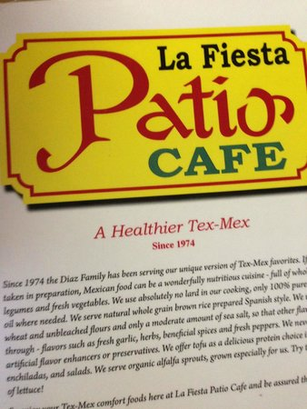 La Fiesta Patio Cafe Universal City Tx