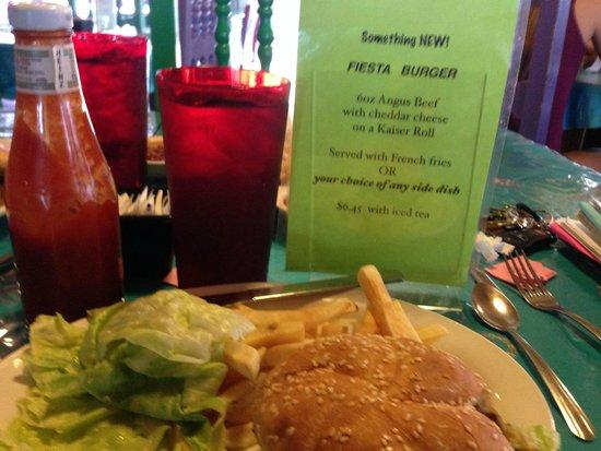 LA Fiesta Patio Cafe: Order The Special!
