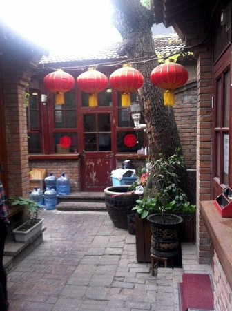"""The Hutong - Culture Exchange Center : """"The Hutong"""" in Beijing"""