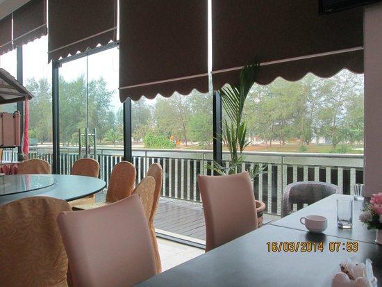 Prinzpark Terengganu: Breakfast