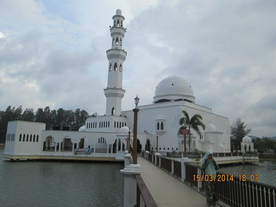 Prinzpark Terengganu: Floating's Mosque