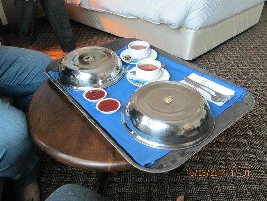 Prinzpark Terengganu: Hi-tea