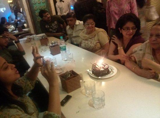 Radha Krishna: celebration of SIL Birthday