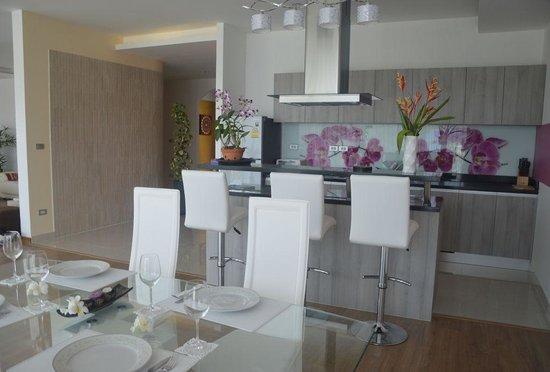 The Inspiration Residence: Dinning room in Inspiration Residence Villa