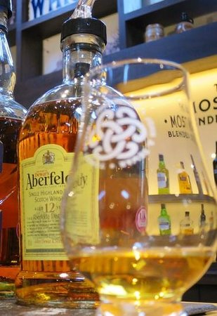 Dewar's Aberfeldy Distillery: Aberfeldy Single Malt