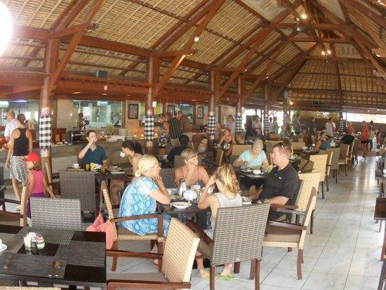 Prama Sanur Beach Bali: Ontbijtzaal
