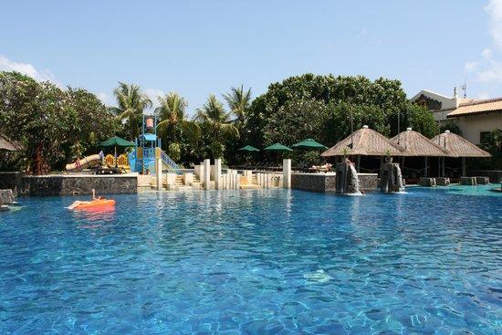 view over the infinity pool picture of hard rock hotel bali kuta rh tripadvisor co za