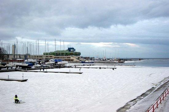 Pirita Spa Hotel : Яхт-клуб