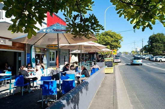 The Observatory Holiday Apartments: Jetty restaurants