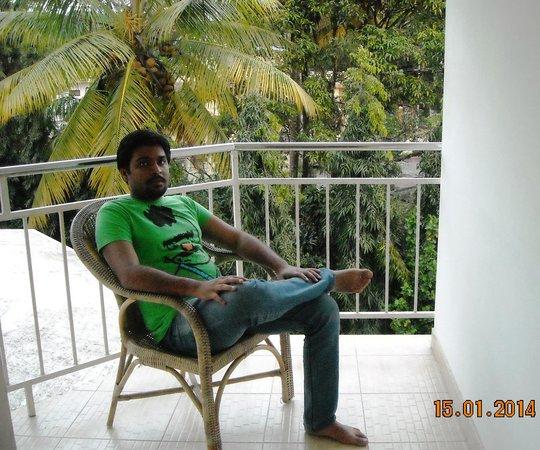 Periyar Lake: AT HOTEL