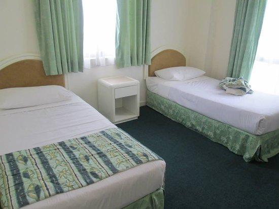 Mahkota Hotel Melaka: Bedroom