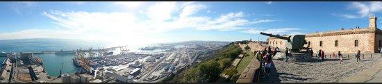 Parc de Montjuic : Panorama