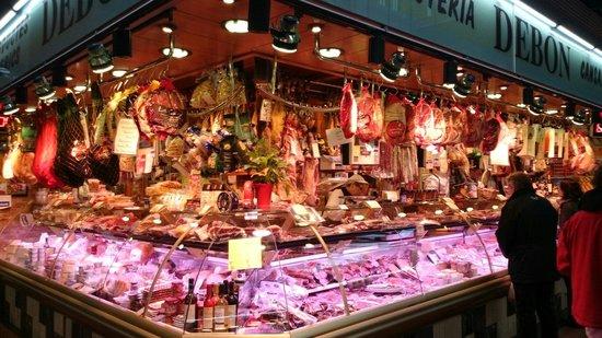 Mercat de Sant Josep de la Boqueria: Marché