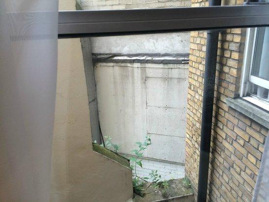 Hilton London Green Park: las hermosas vistas desde mi habitación...