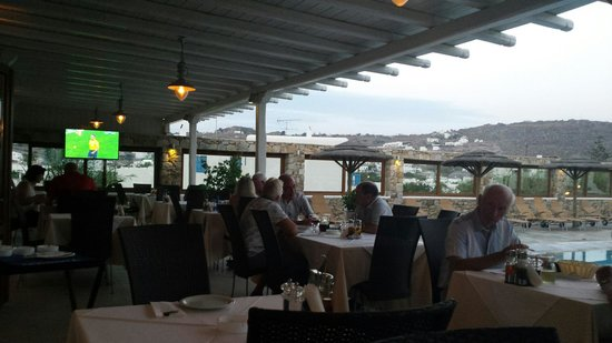 Aleka's Restaurant: Ristorante