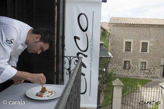5 Restaurante: Pedro G. Matos